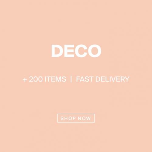 Decoration Deals | +100 Items