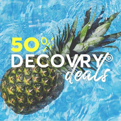 Decovry Deals | Bis zu -50%