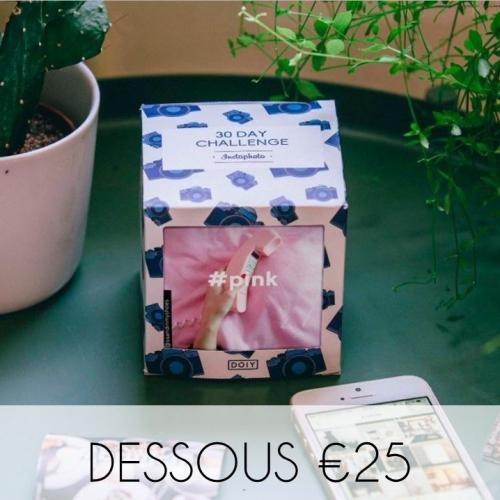 Des Cadeaux Dessous 25 €
