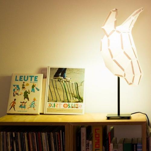 Esel & Freunde | DIY-Papierlampenschirme