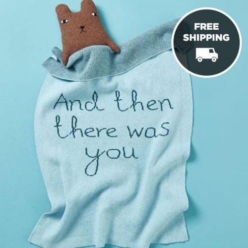 Donna Wilson   The Cutest Baby Blankets