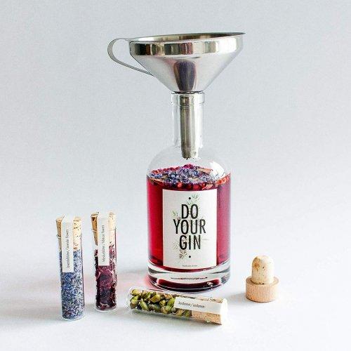 Do Your Gin | DIY-Drink: Personalisierte Spirituosen