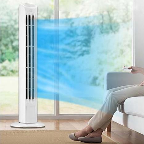 FlinQ | Smarte Klimaanlagen & Ventilatoren