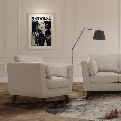 Jalouse Maison | Wohnzimmer-Basics: Bequeme Sofas & Sessel