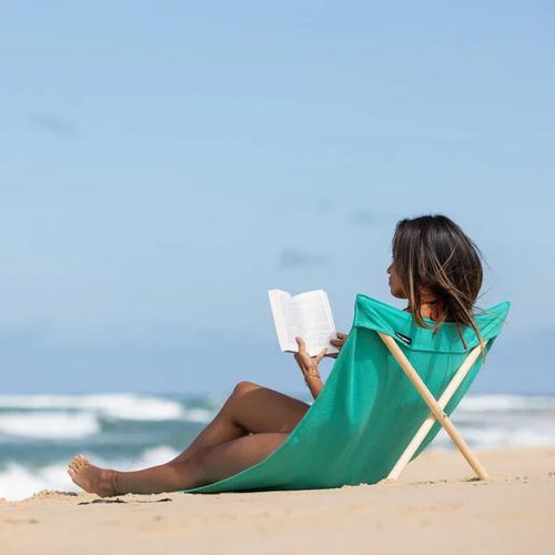 Simone et Georges | Entspannt am Strand: Raffinierte Strandausrüstung