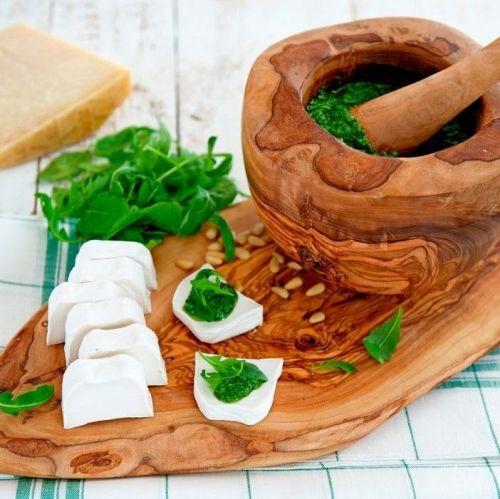 Bowls & Dishes | Tapas-Platten aus Holz