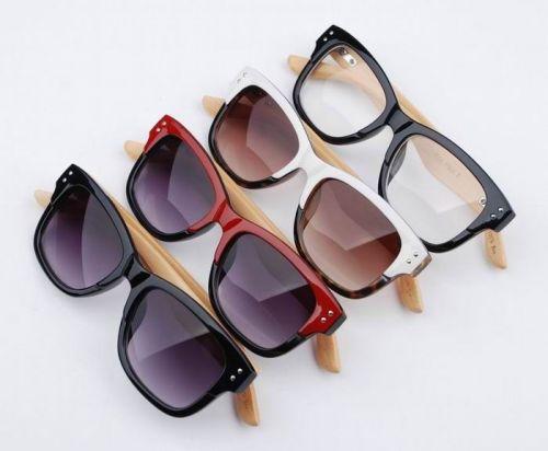 Colin Leslie Eyewear | Bamboo Sunglasses