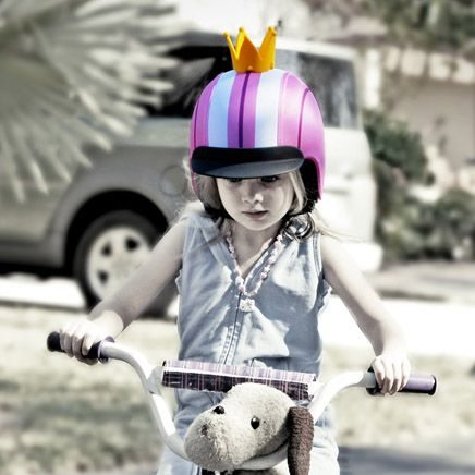 EGG Helmets | Dressed-up Head Protection