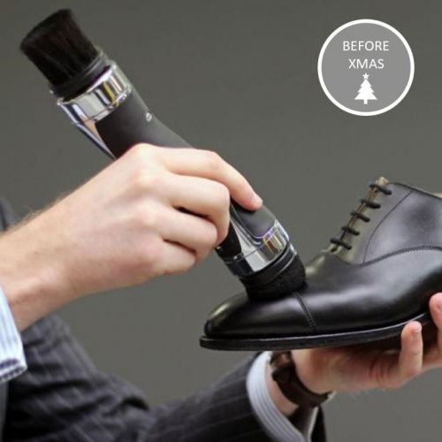Equerry | Polish your Shoes on the Go