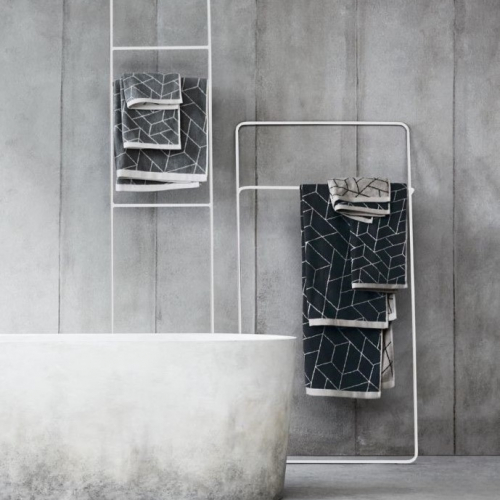 Evelien Bleumink for Serax | Bathroom racks