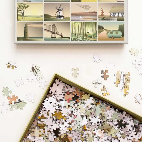 VISSEVASSE   Pastell & Prints: Entdecke Poster und Puzzles