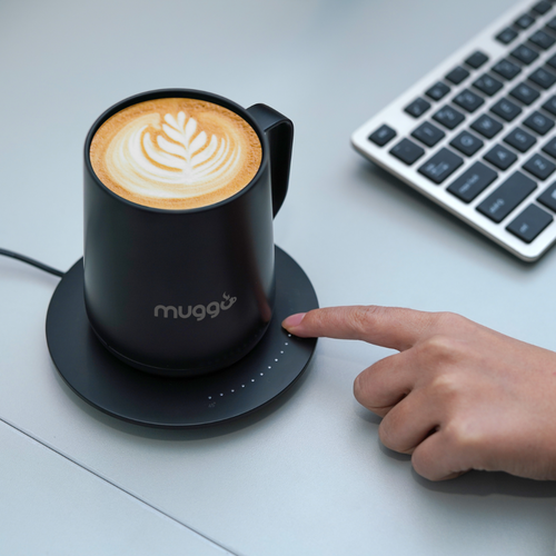 Muggo | Smarter Genuss: Intelligente Warmhalte-Tassen