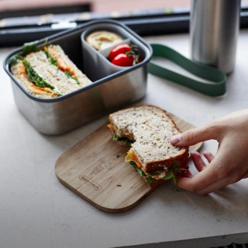 black+blum | Mittagessen neu verpackt: Lunchboxen & mehr