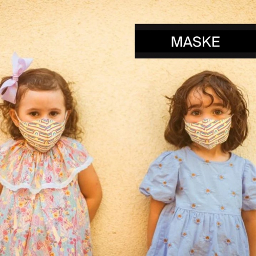 Bleib gesund | Masken für jedes Gesicht