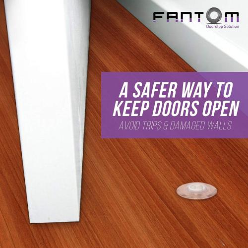 Fantom | Magical magnetic doorstop