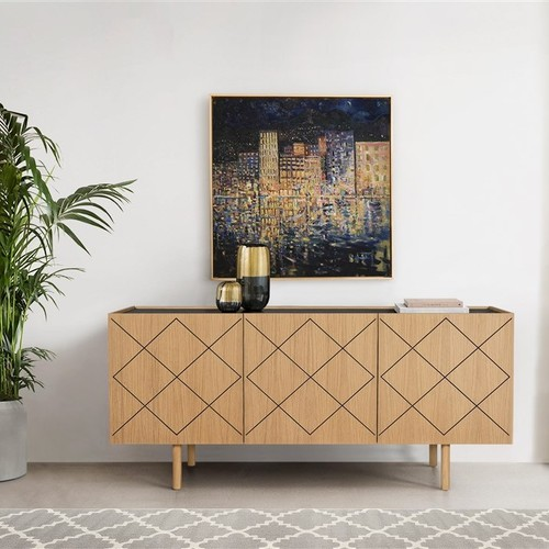 Woodman | Niveauvolles Interieur: Hochwertige Holzmöbel