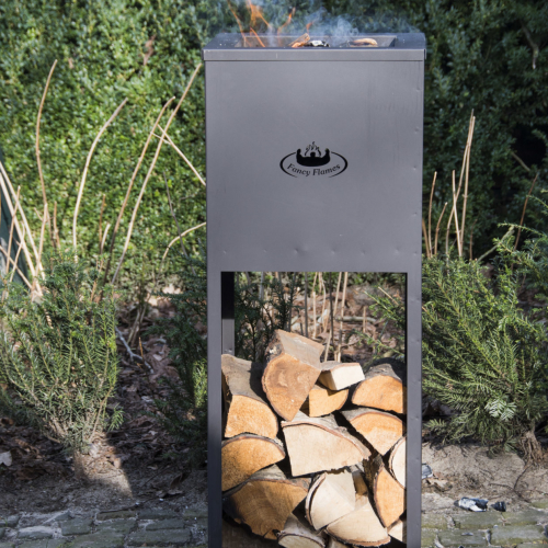 Esschert Design   Brandheiß: Feurige Accessoires für draußen