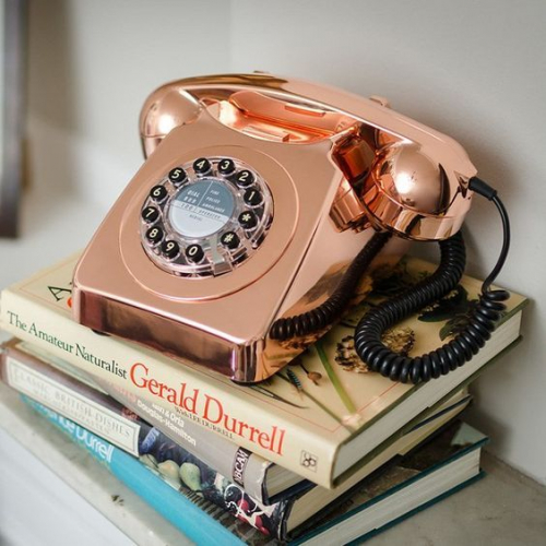 Wild & Wolf | Old-Fashioned Telephones
