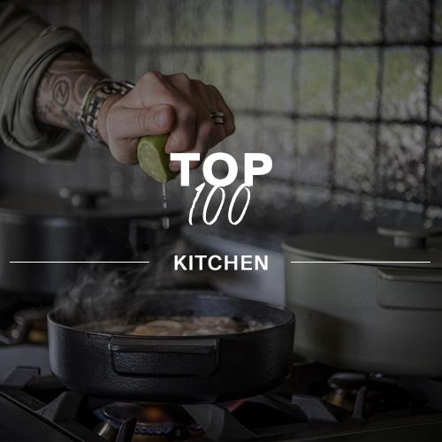 Top 100 | Kitchen items