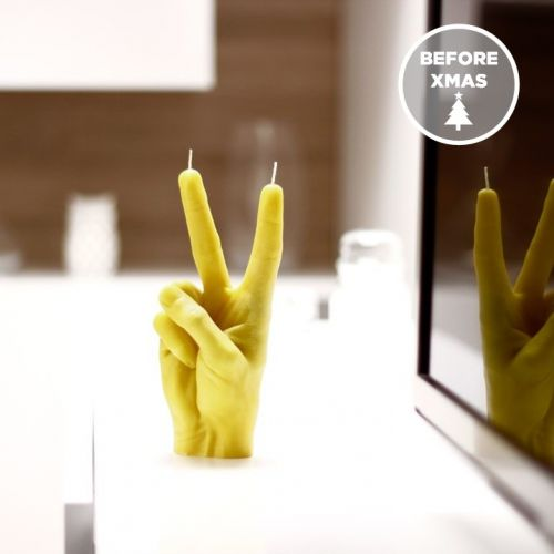 Candlehand | Awesome Hand Gesture Candles