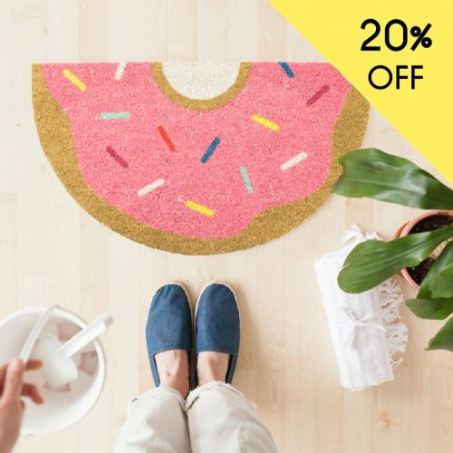 Fisura | Thé Coolest Doormats