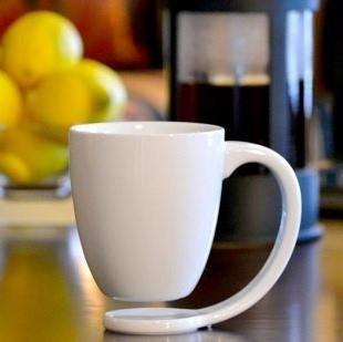 The Floating Mug | Magical no-drip mug