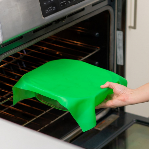 The Foodguard | Ein flexibler Deckel für alle deine Behälter