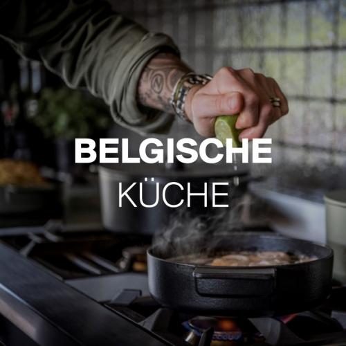 Belgien | Kulinarik mit belgischem Touch