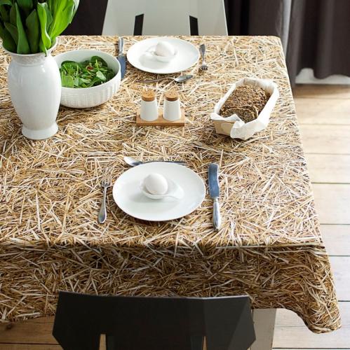 Foonka | Von der Natur inspirierte Tischdecken