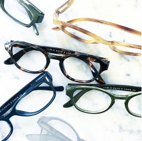 Have A Look | Cool & Colourful Reading Glasses