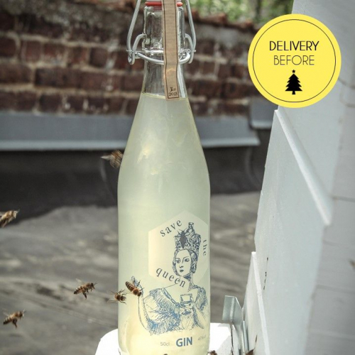 Save The Queen   Local Honey Gin