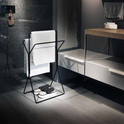 Produkte + Gestaltung | Minimal Design Towel Rack