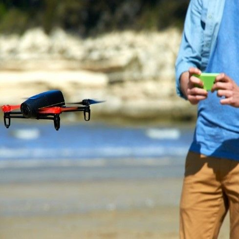 Parrot | Clever Lightweight Drone