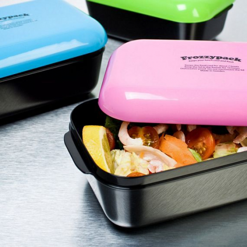 FrozzyPack | Innovative Cooling Lunchboxes
