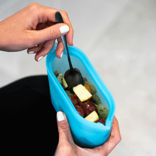 Fudy | Wiederverwendbare Silikonbehälter