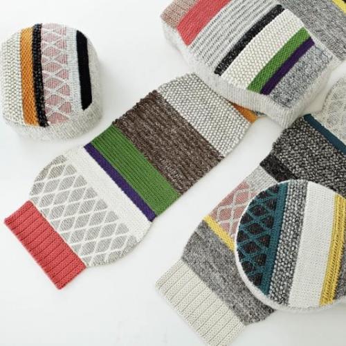 GAN | Bunte Formenwelt: Teppiche mit Charakter