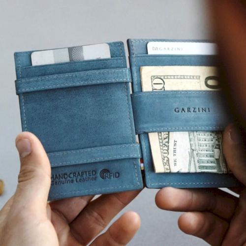 Garzini | Geldbörsen aus hochwertigem Leder