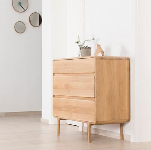 Gazzda | Wohnen auf höchstem Niveau: Massivholz-Möbelstücke