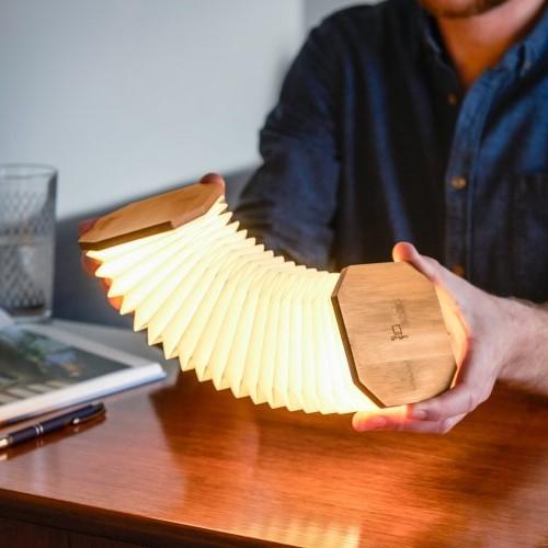 Gingko   Minimalistische LED-Uhren und Lampen