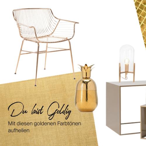 Gold Spezial | Lass es glänzen