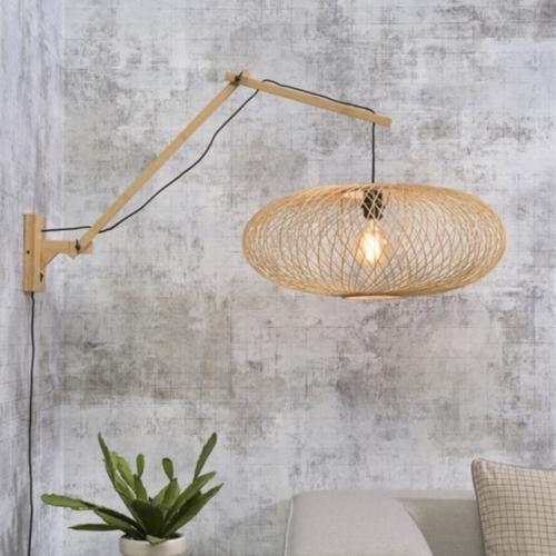 Good&Mojo | Natürlich & nachhaltig: Bambus-Beleuchtung