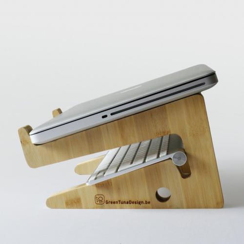 Green Tuna Design | Zusammenlegbare Laptop Ständer