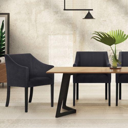 Guy Laroche Home   Komfortable hoteltaugliche Stühle