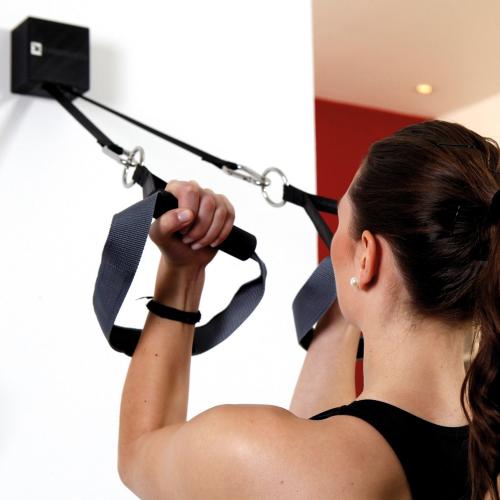 Gymbox   Ein ganzes Fitnessstudio an deiner Wand