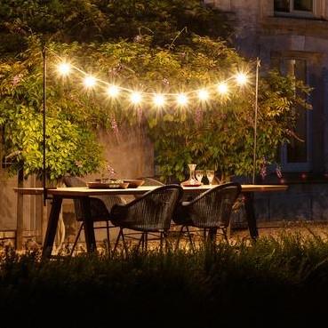 Studiomie by Vincent Sheppard | Magische Lichterkette für Abende im Freien