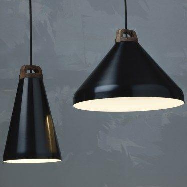 Authentics | Mixed Material Pendant Lamps