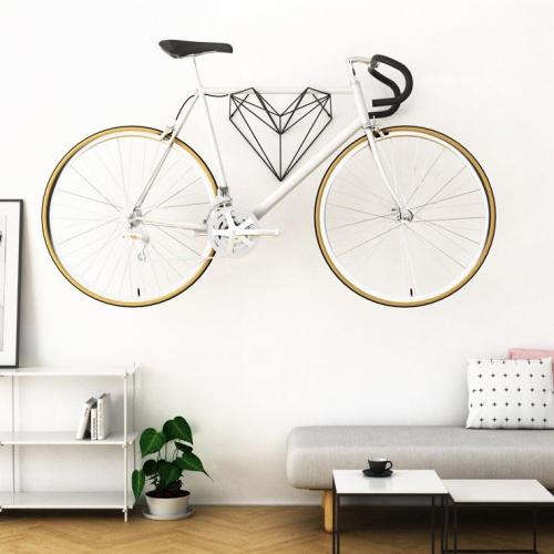 Hangbike | Heart-shaped Bike Holder