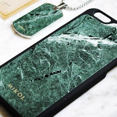 Mikol | Genuine Marble iPhone Cases