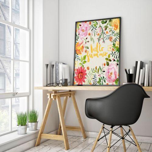Art Studio | Year-Round Summer Walls