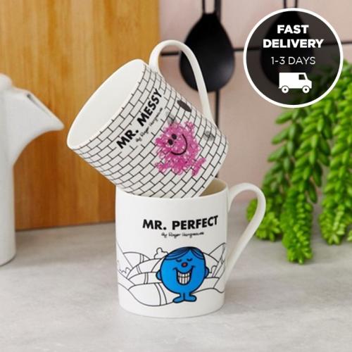 Mr Men & Little Miss | Sweet & Funny Mugs